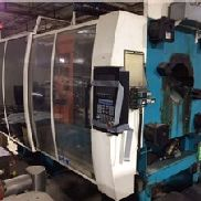 400 Ton Husky Injection Molding Machine, Model G400 RS85/70, New in 1997