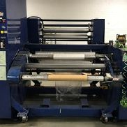 "42 ""Battenfeld Gloucester Single Turret Winder, modelo 115, nuevo en 2004"