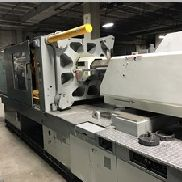 500 Ton Toyo Injection Molding Machine, Model TM-500H, New in 1999