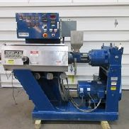 "1.5"" Berlyn Single Screw Extruder, 15HP, 30:1 L/D, Air Cooled, Vented Barrel"