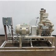 40 Hp Dekker Liquid Ring Vacuum Pump, Model DVW0401DF1-01