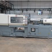 150 Ton Nissei Injection Molding Machine, Model FN3000, New in 1997