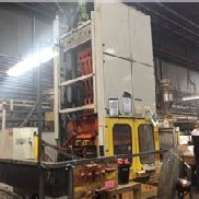 450 Ton Engel Vertical Shuttle Injection Molding Machine, Model CC90, 38.7 Oz, New In 1992