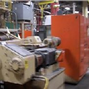 "4 1/2"" Gloucester Extruder with 58"" EDI Lamination Line"