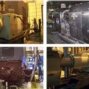 180mm Berstorff Twin Screw Extruder, Model ZE180A X 28D-UT, 3000 Hp & Rieter Automatik Pelletizer
