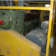 "63"" Breyer Sheet Line, 3.5"" Extruder, 32/1, 150 hp"