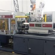 170 Ton Van Dorn Injection Molding Machine, Model 170HT8, 8.4 OZ, New In 1997