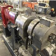 38mm Counter Rotating Cincinnati Milacron Twin Screw Extruder, Model Konos 38R/P, Manufactured 2006