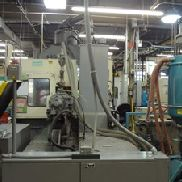 150 Ton Nissei Vertical Rotary Injection Molding Machine, Model TD150C18ASE, 5 Oz, New In 2003