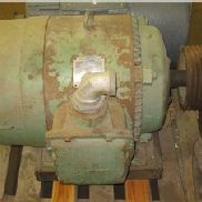 60 HP Louis Allis Motor Model 19383P1M170, 1775 RPM, 230/460 Volt