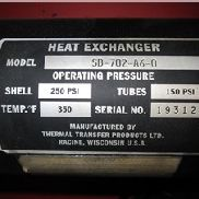 "5.25 ""x 22.64"" Heat Exchanger"