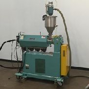 "1.5"" American Kuhne Extruder, 24:1 L/D, Air Cooled,"