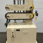 "4"" x 24"" Conair/Metaplast Belt Puller, Model PB4C, 2 HP"