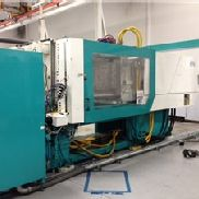 400 Ton Netstal Synergy Injection Molding Machine, Model S-4200/1700, 27.7 OZ, New In 1999