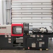 85 Ton Cincinnati Milacron Vista Injection Molding Machine, Model VV85, 9.59 OZ, New In 2000