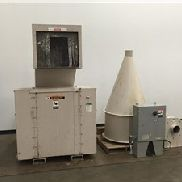 "20"" x 24"" Cumberland Granulator, Model 2024T, 30 HP"