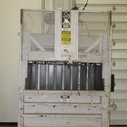 "60 ""x 30"" Ace Equipment Company Vertikal Baler, 10 PS"