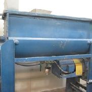 100 cu/ft S/S Ribbon Blender