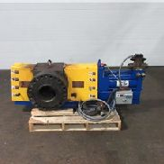 "8"" PSI Hydraulic Slide Plate Screen Changer"