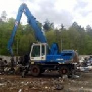 Used - Loader Liebherr A 924 2002