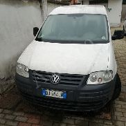 LKW VOLKSWAGEN CADDY