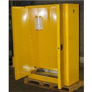 45 GALLONS FLAMMABLE SAFETY STORAGE CABINET