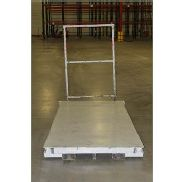 "ORDER PICKER PLATFORM ATTACHMENT, 96""L X 48""W"