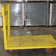USED HEAVY DUTY PLATFORM CART