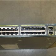 CISCO 2960 SERIES 24 PORT POE SWITCH WITH CISCO - GLC-SX-MM 1000BASE SX SFP (MINI-GBIC)