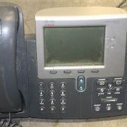 5 PCS OF CISCO UNIFIED IP PHONES #7942G