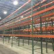 "6 BAYS OF 15'H x 42""D X 156""W INTERLAKE TEARDROP STYLE PALLET RACK, (3 BEAM LEVEL)"