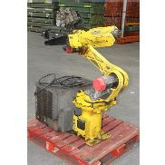 FANUC ARC MATE 100I ELECTRIC SERVO-DRIVEN WELDING ROBOT,