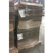 PALLET OF 250 PCS OF SHIPPING BOXES,