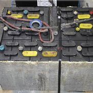 2009 THE GENERAL ENERSYS 36 VOLT FORKLIFT BATTERY,