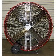 "36"" DIRECT DRIVE BARREL FAN"