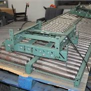"20' OF 18""W CONVEYOR WITH 4 PCS OF LEGS,"
