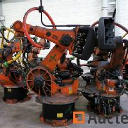 Industrial robots Kuka KR150 / 2 (2001) - 100 pieces available