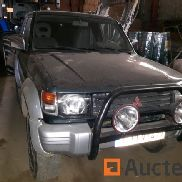 4x4 Vehicle Mitsubishi V24 / 1 Intercooler (1994 - 178.000 km)