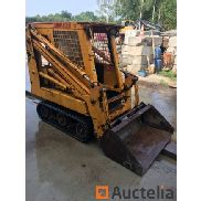 Mini Tracked Excavator COMMANDER - 11 866 h.