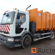 Renault 260 Glass Recycling Truck (2000 - 164,922 Km - Ref210)