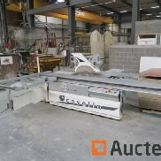 Casolin Astras SE Panel Saw