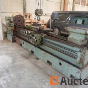 Parallel lathe Gurutzpe Super-M N ° - 8