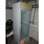 Polar Glass Door Vertical Fridge