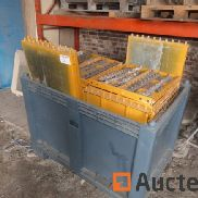 Metal column formwork