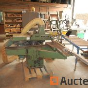Ducuroir Tenoning machine