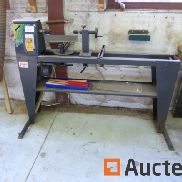 Lurem Wood lathe with copier