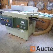 SCM FS 410 Combined Surfacer-thickneeser