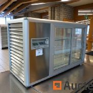 Tecfrigp horizont 200 Refrigerated baking display