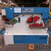 Mubea HIW 1000/610 Punching- and Nibbling Machine