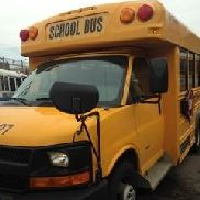 2010 Chevrolet Express Bus